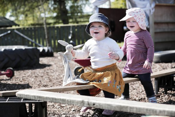 Free childcare at High Bank Day Nursery
